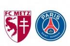 Vidéo buts Metz PSG