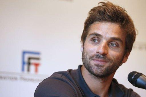 Coupe davis 2014 interview d 39 arnaud cl ment apr s la d faite - Arnaud clement coupe davis ...