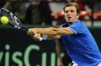 benneteau France Coupe Davis