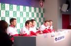 equipe de suisse conférence de presse