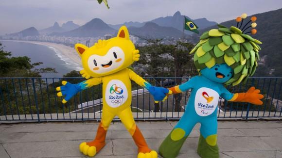 BRAZIL-OLY2016-MASCOTS