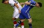 Messi Ozil