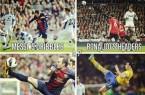 joueur de foot parfait