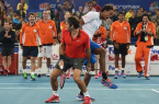 Federer Monfils vs Cilic Zimonjic
