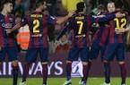 FC Barcelone vs Huesca