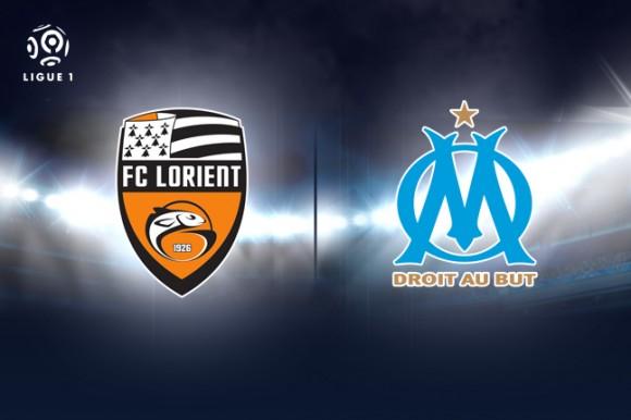 Vidéo buts Lorient Marseille