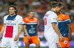 Vidéo buts PSG Montpellier