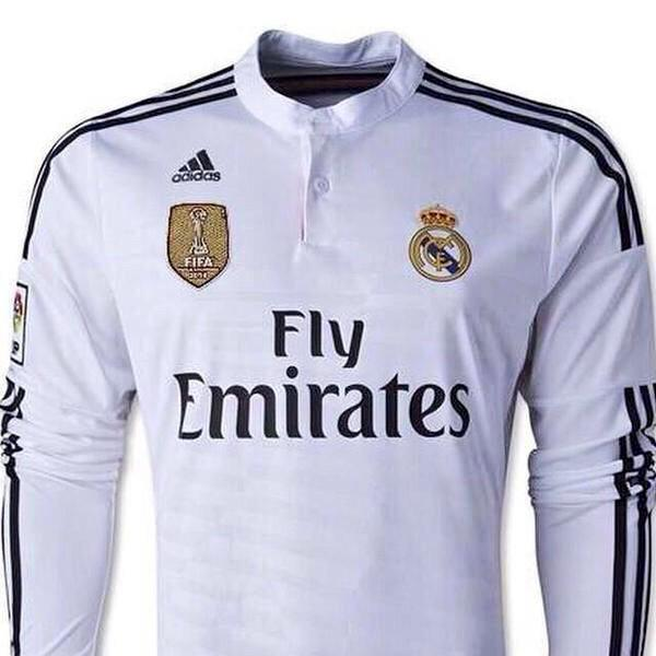 maillot du real madrid football tennis vid os actualit. Black Bedroom Furniture Sets. Home Design Ideas