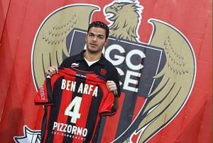 Hatem ben Arfa Avec Nice