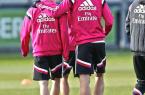 Martin Odegaard Gareth Bale