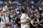 Vidéo buts Cordoba Real Madrid