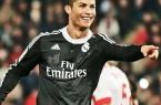 réaction de Cristiano Ronaldo