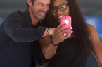 Serena Williams et Patrick Mouratoglou