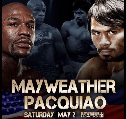 chaine tv Mayweather vs Pacquiao