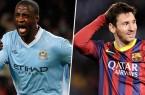 Vidéo buts City Barça