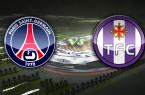 Vidéo buts PSG Toulouse