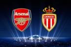 chaine TV Arsenal Monaco