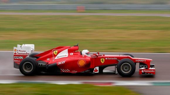vettel Sebastian Ferrari