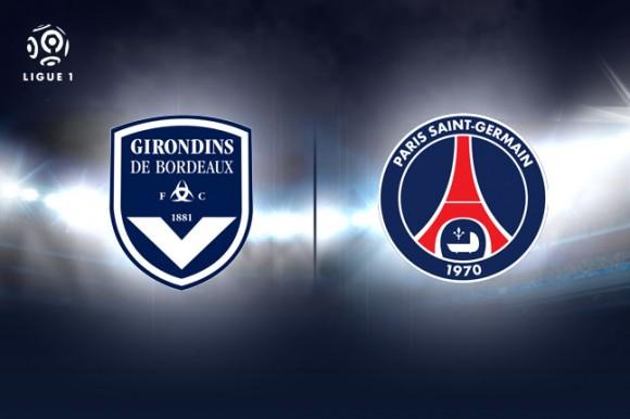 Vidéo buts Bordeaux PSG