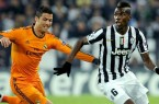 Cristiano Pogba billet match Juve Real