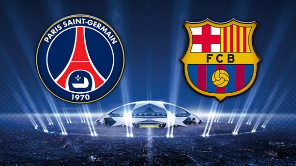 PSG Barça streaming