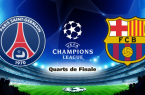Vidéo buts PSG Barça