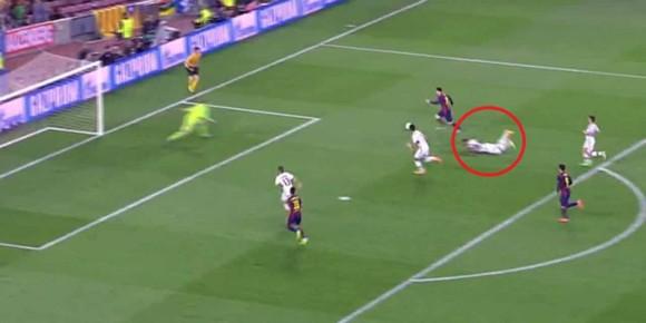 Boateng a terre Messi fait le show