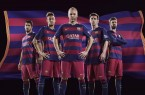 maillots du fc barcelone 2015-2016