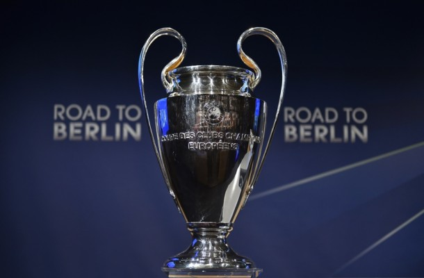 Trophée UEFA Champion's League 2015