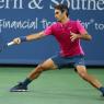 Federer Lopez 6-3 6-4