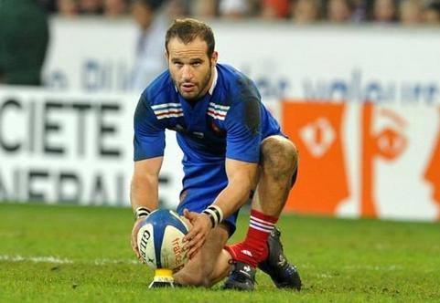 Liste des 31 pour la coupe du Monde de Rugby