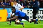 Le Roux France roumanie coupe du monde rugby 2015