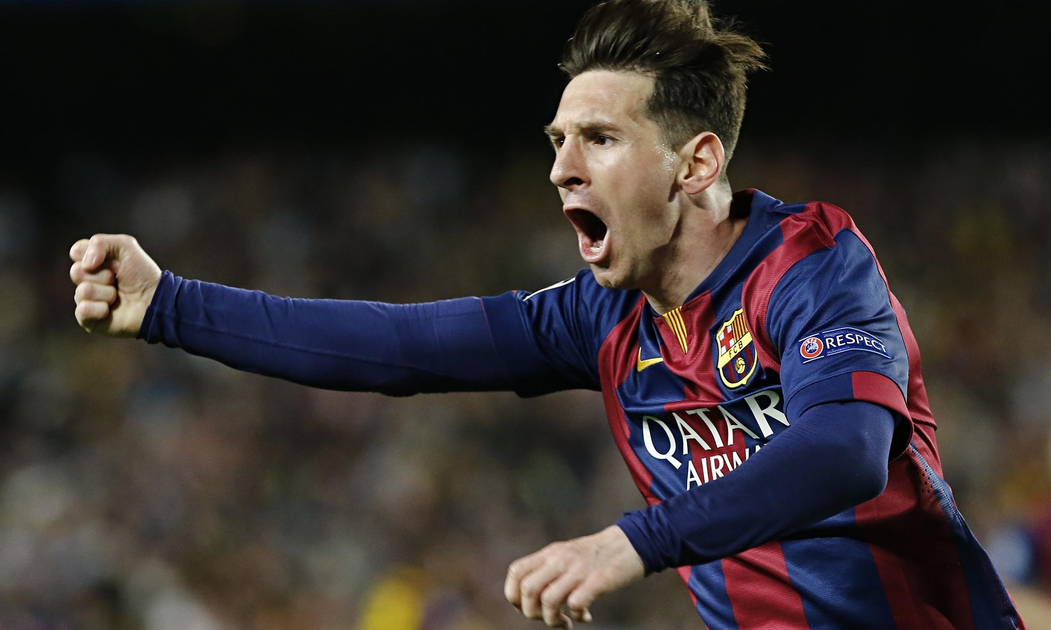 Lionel Messi vs Cristiano Ronaldo : Statistiques buts LdC