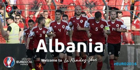 Albanie (1ère) Source: Twitter