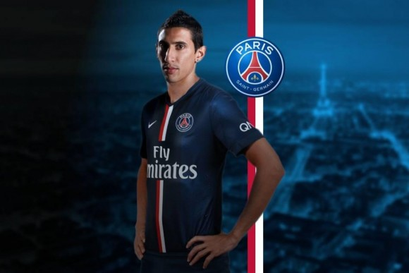 Angel Di Maria recrue 2015