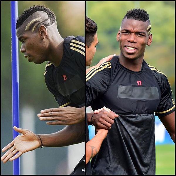 Nouvelle coupe de cheveux de paul pogba for Coupe cheveux paul newman