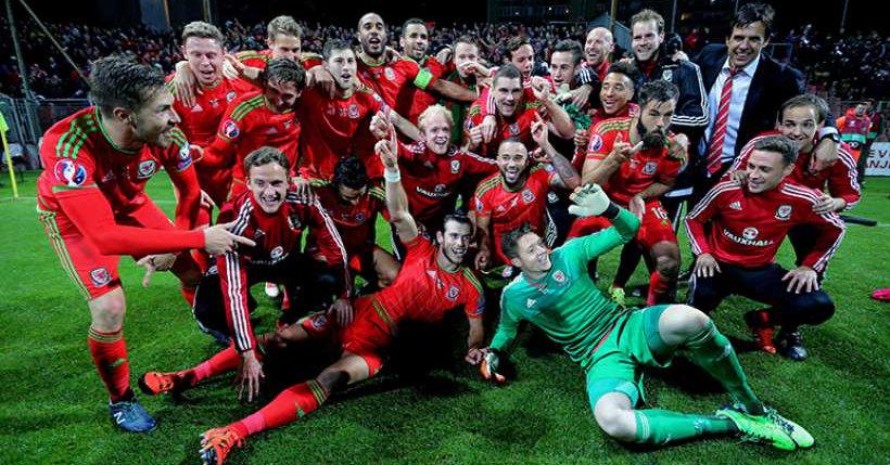 pays de galles Euro 2016 - Football tennis vidéos actualité ...