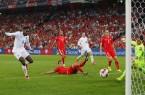 vidéo du match angleterre Suisse en