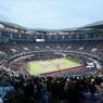 Tableau de Roger Federer ATP tournoi stadium SHANGHAI