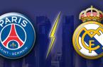 PSG Real Madrid chaine tv
