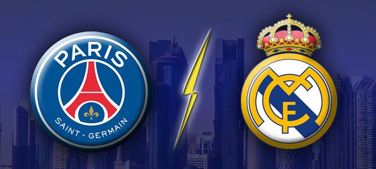 real madrid psg