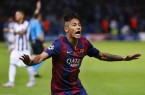 neymar ballon d'or 2015 pour Messi