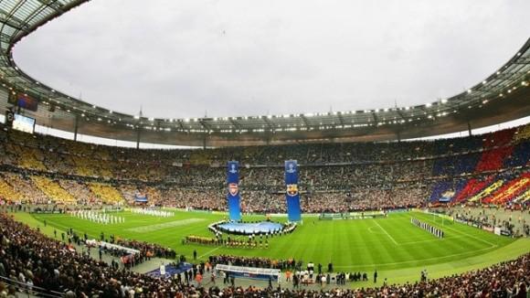 France Roumanie match d'ouverture Euro 2016 stade de France