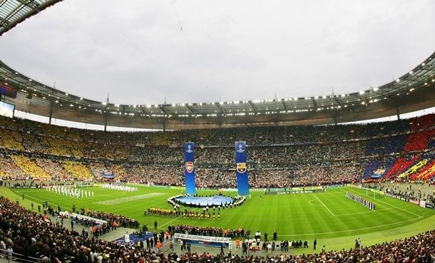 stade de France match ouverture euro 2016 France