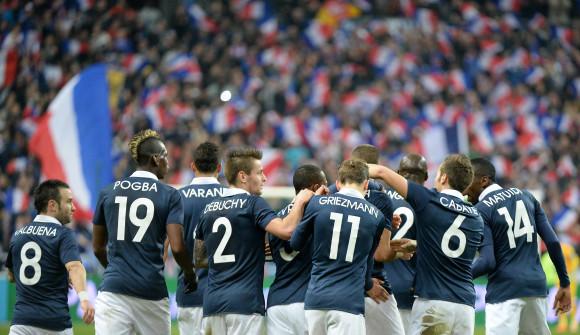 équipe de france composition match Euro 2016