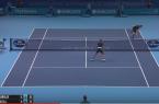Vidéo beau point Murray contre Nadal Londres