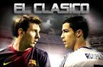 Real Madrid Barcelone Clasico 21 novembre 2015 El clasico Messi vs. C. Ronaldo