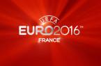 Résultats tirage au sort Euro 2016 sur fond rouge