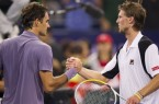 Seppi vs. Federer Paris