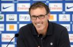 conférence de presse Laurent Blanc REAL Madrid PSG